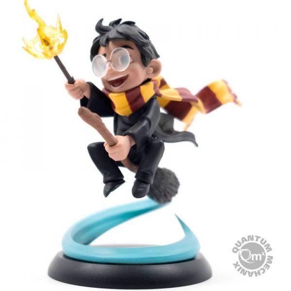 Harry Potter figurine Q-Fig Harry Potter's First Flight par Quantum Mechanix