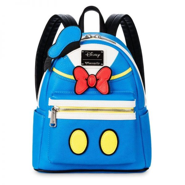 Disney by Loungefly sac à dos Donald Duck