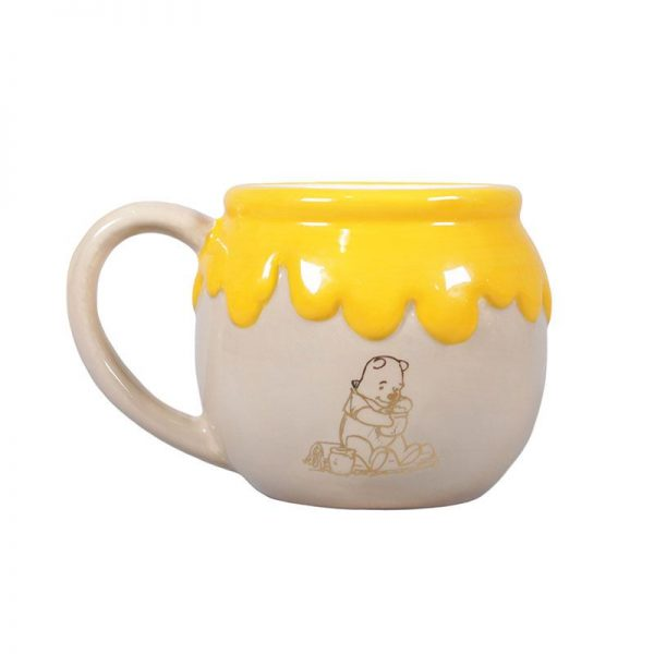 DISNEY: Winnie l´ourson mug Shaped Hunny