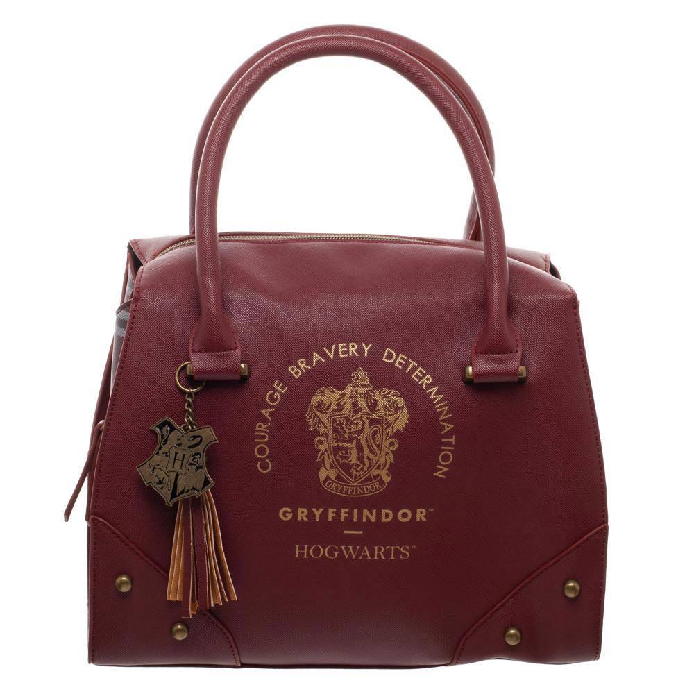 quite nice sold worldwide high quality Harry Potter sac à main Gryffindor Plaid Top par Bioworld (Précommande)