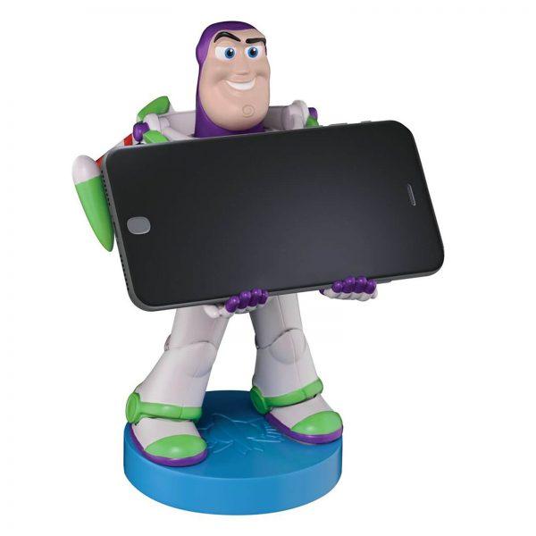 DISNEY Pixar : Toy Story 4 Cable Guy Buzz Lightyear 20 cm