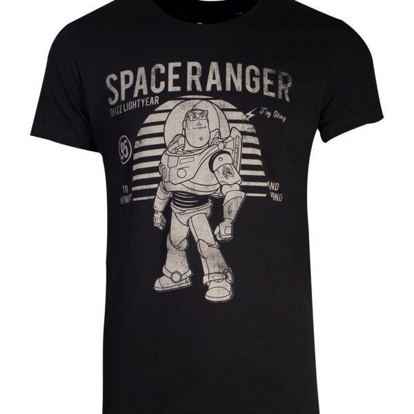 DISNEY : Toy Story T-Shirt Vintage SPACE RANGERS Buzz L'éclair