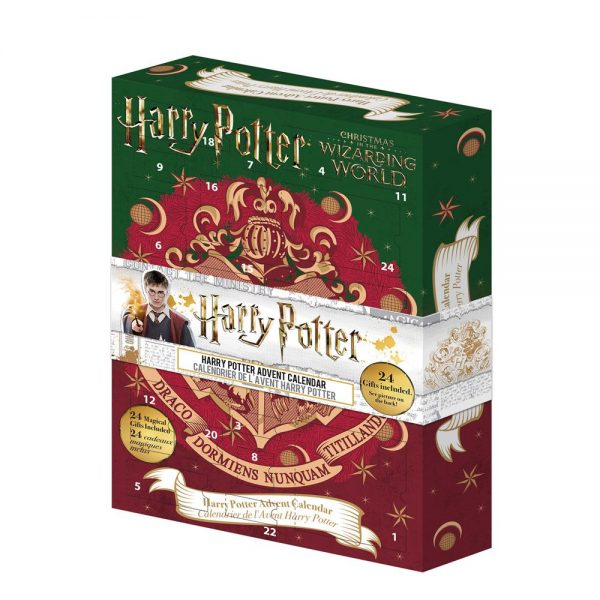 Calendrier de l'avent 2019 Harry Potter – Christmas in the Wizarding World