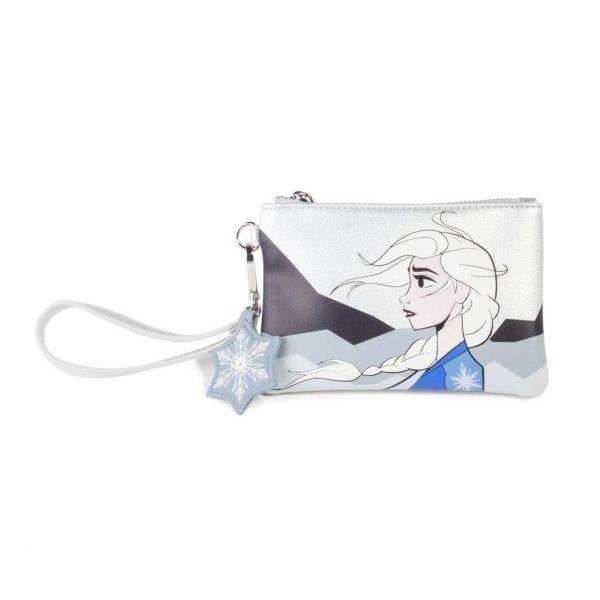 Disney : La Reine des neiges 2 Porte-monnaie / Pochette Elsa