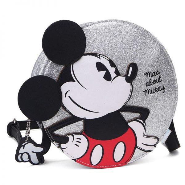 DISNEY : Sac à bandoulière Mad About Mickey