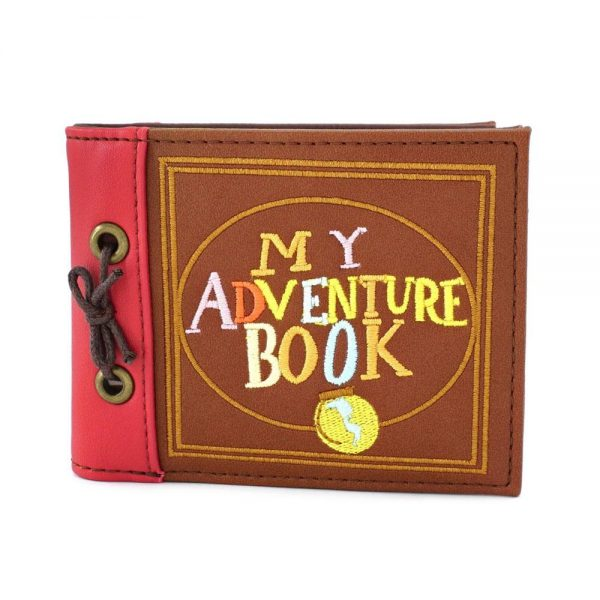 Disney Pixar by Loungefly Porte-monnaie Là haut / Up My Adventure Book