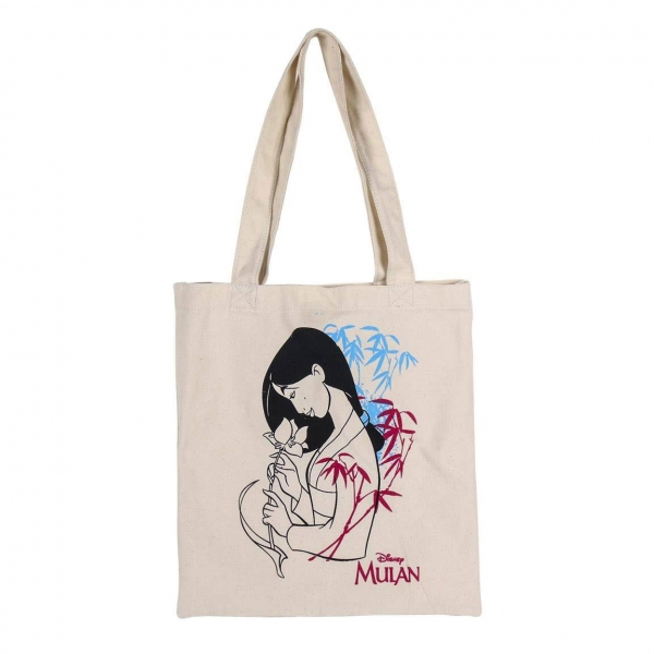 Disney : sac tote bag Princesse Mulan