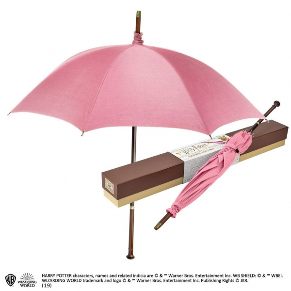 Harry Potter : réplique parapluie-baguette Rubeus Hagrid par Noble Collection
