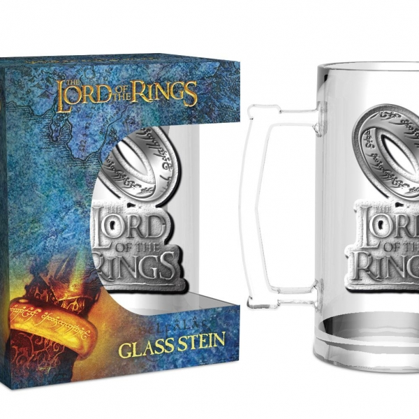 Le Seigneur des Anneaux Lord of The Rings chope The One Ring