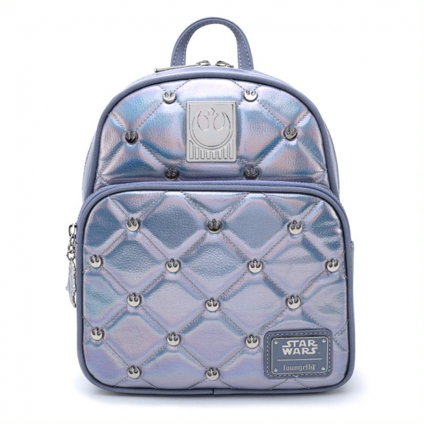 Star Wars by Loungefly Hoth Empire 40Th Mini Sac A Dos Iridescent