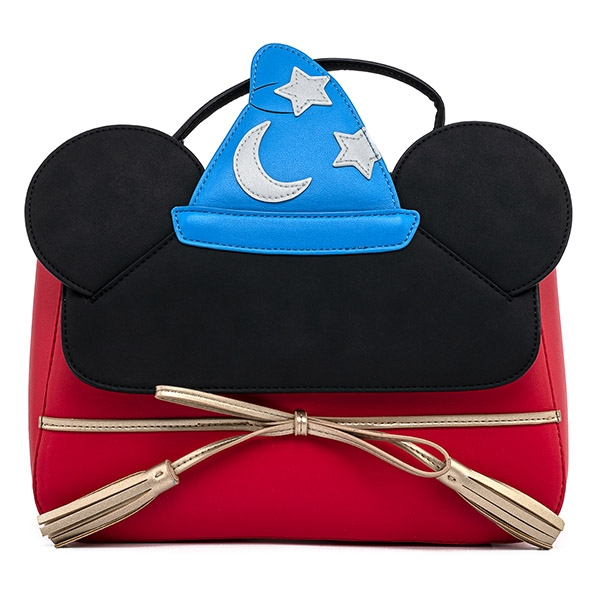 Disney Loungefly Sac A Main Fantasia Mickey Sorcier Cosplay